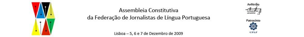 Jornalistas Lusófonos