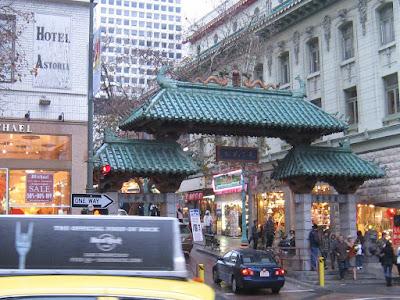 Chinatown San Francisco Night. Chinatown San Francisco