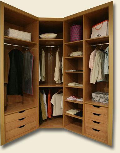 El cuaderno del decorador vestidores todo lo que hay que - Armarios para espacios pequenos ...