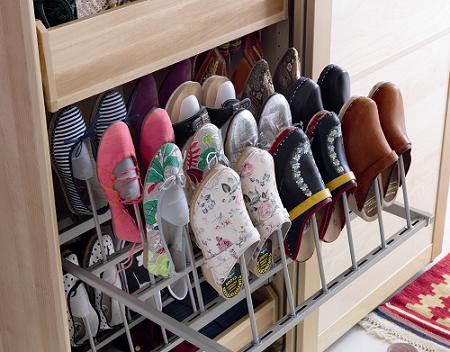 El cuaderno del decorador hacer nuestro propio vestidor - Complementos para armarios ...