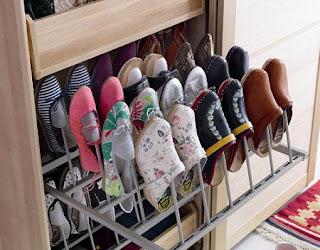 El cuaderno del decorador hacer nuestro propio vestidor - Accesorios para armarios roperos ...