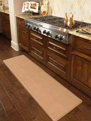 El cuaderno del decorador alfombras cada una en su cuarto for Alfombra vinilo cocina