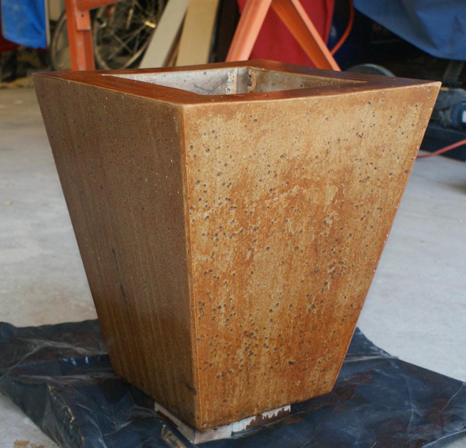 R a w f o r m d e s i g n new concrete planter Concrete planters