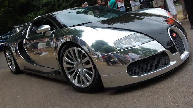 Bugatti Veyron edição especial