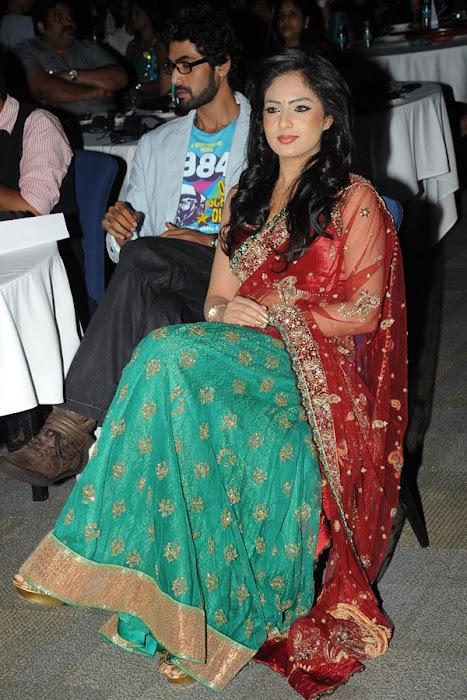 nikesha patel at scope cine awards glamour  images