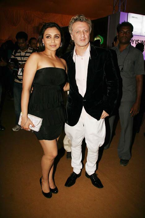 rani mukherjee at hdil glamour  images