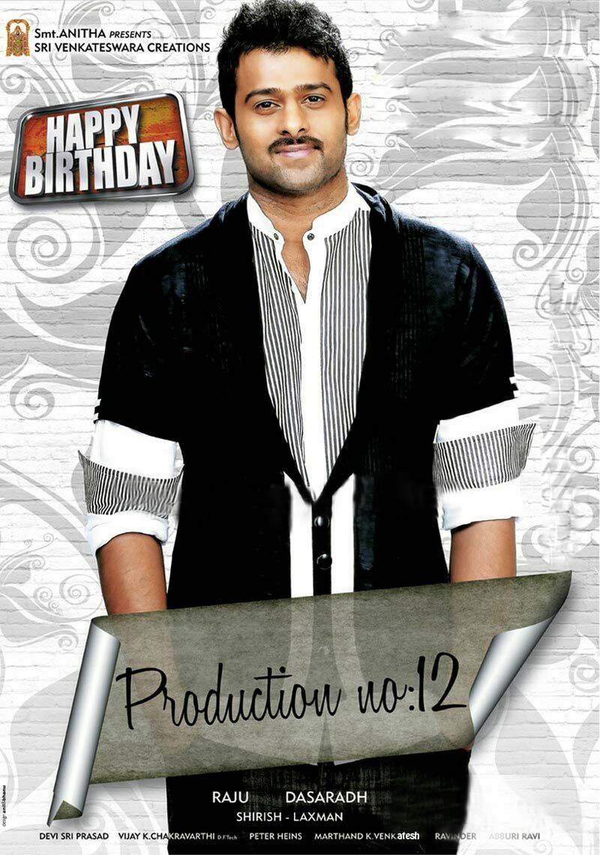 Prabhas Mr.Perfect Movie First Look
