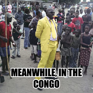 meanwhile in congo