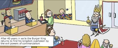burger king returns