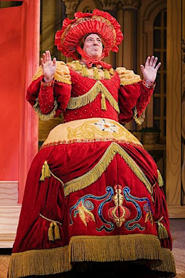 Berwick Kaler - York's amazing Dame!