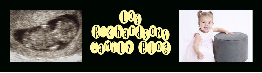 Los Richardsons Family Blog!