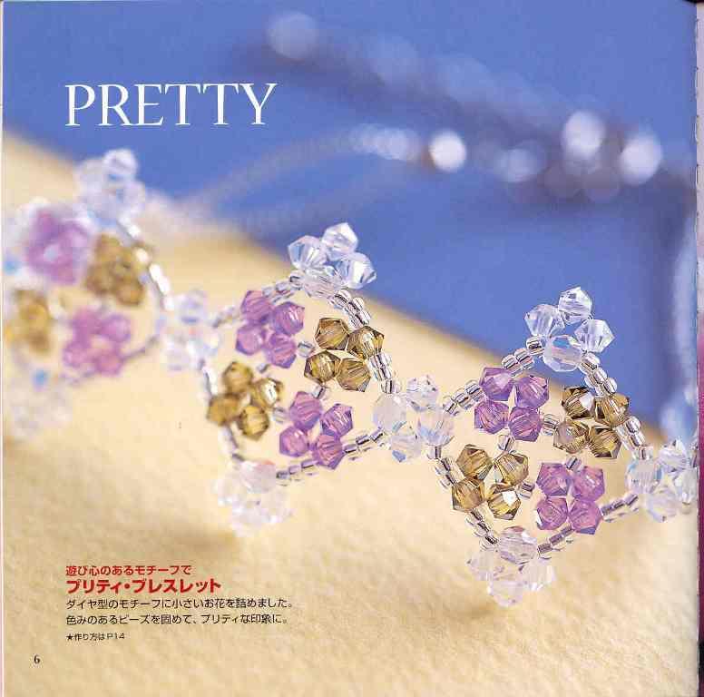 Pulsera Pretty Grafico de pulsera Elegant y Pretty