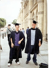 Graduation Day. July 2002