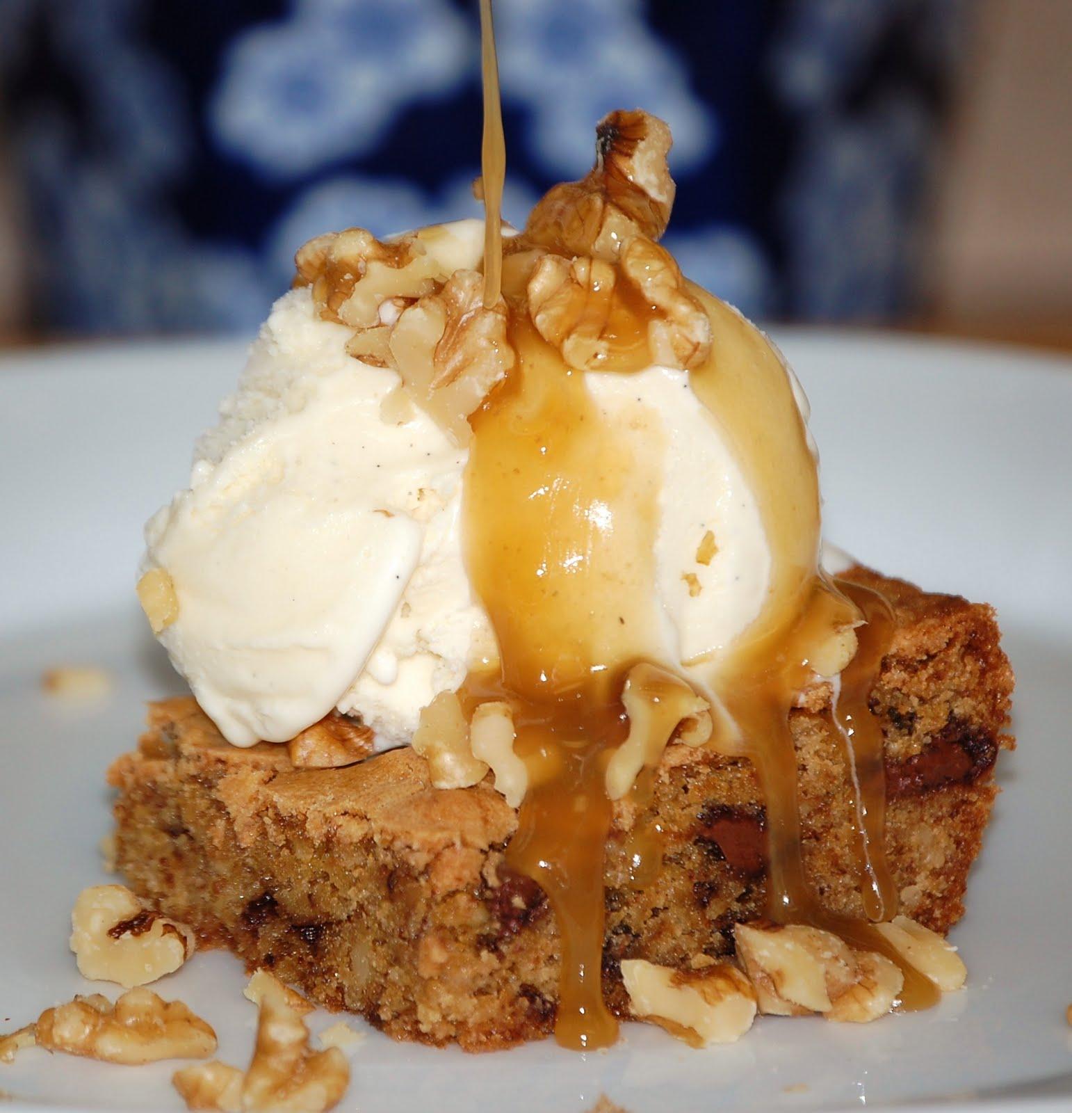 The Fairhope Foodie: Maple-Butter Blondies