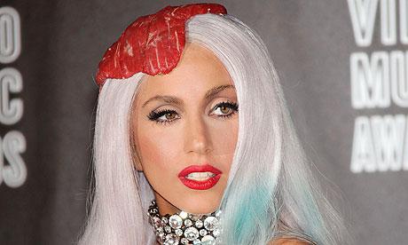 VMA's - Gaga Triumph