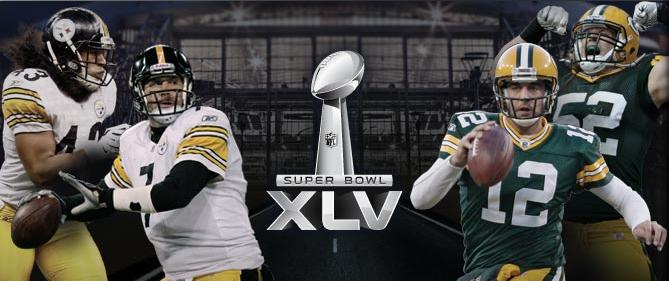 fun or funny Super Bowl 45