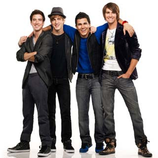 Big Time Rush Count On You