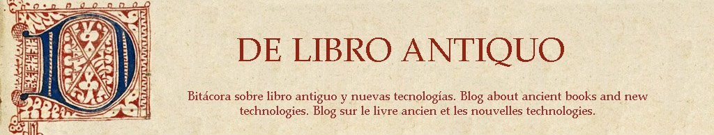De libro antiquo