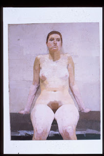 Uglow Seated Fig Artist; Ewan Uglow