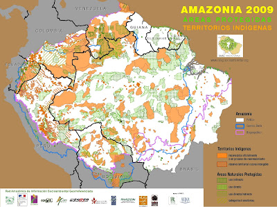 map of brazilian rainforest. of the Amazon rainforest