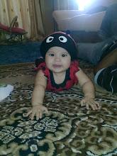 Afrina Huwaidaa'- 7 mth