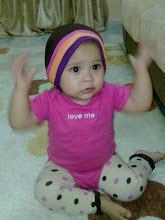 Afrina Huwaidaa'- 11 mth