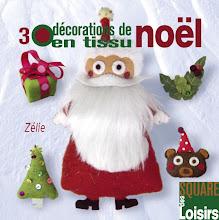 30 décos de Noël en tissu