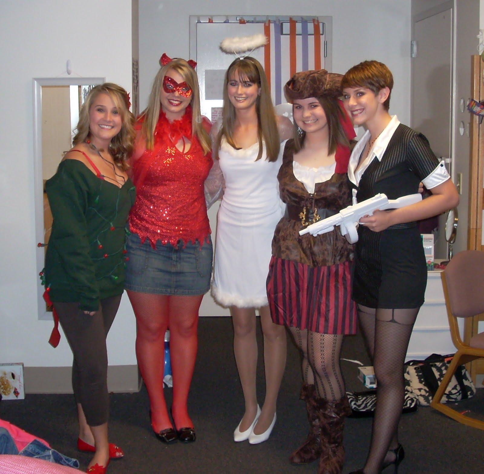 Just Julie: Halloween 2006-2010