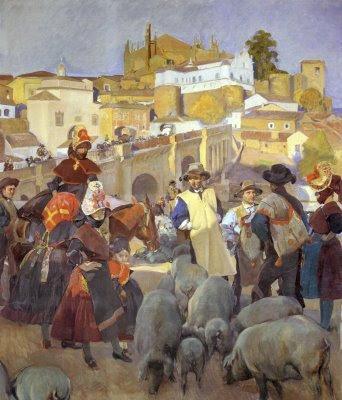 clariana joaquim sorolla pintor valenciano la visi d On pintor valenciano
