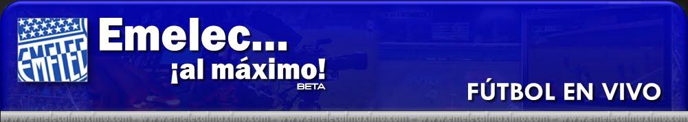 Emelec... ¡al máximo! - Fútbol en Vivo (TV)