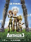 Arthur et la Guerre des Deux Mondes, Poster
