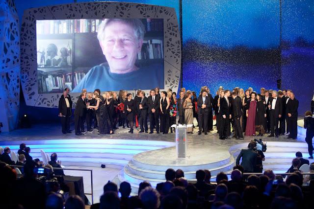 Roman Polanski's The Ghost Writer Triumphs at the European Film Academy Awards 2010