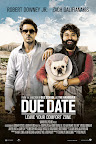 Due Date, Poster