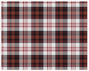 SCOTTISH TARTAN WALKER DRESS