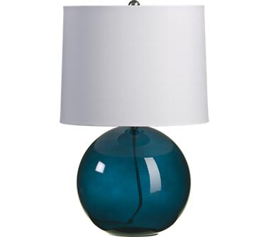 Teal Table Lamps on Amongst The Aspen Trees  Teal Bamboo Lamp