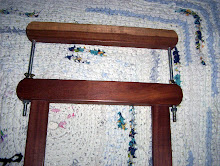 Telar aborigen  ( modificado)Aboriginal loom( (Amended)