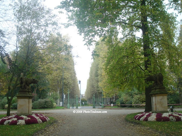 Jardin Royal Toulouse