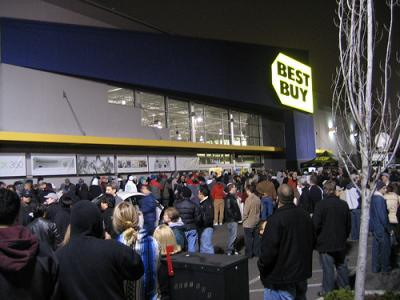 Black Friday is just Stupid
