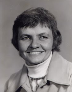 Ruth Sylwester. The image was scanned from a family photograph.