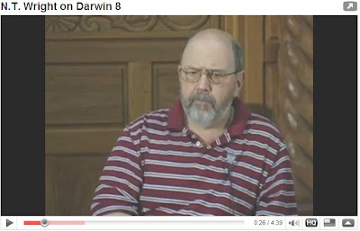 Darwin's God: NT Wright Articulates Evolution's History of Thought