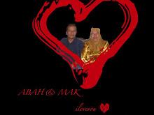 abah & mak iloveyou