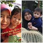 CUTEST BABY WITH CUTE MOM by MaMa_Aqish