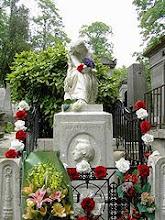 Túmulo De Chopin-Cemitèrio De Pére Lachaix-Paris.