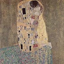 O beijo _ Gustav Klint(1907)