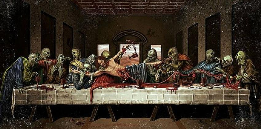 The Last Zombie Supper!