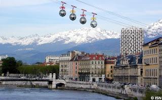 Fotografia de Grenoble