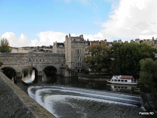 Foto Ponte Pulteney em Bath