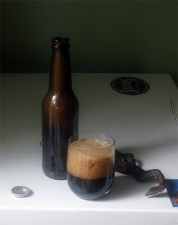 Base Imperial Stout Tasting