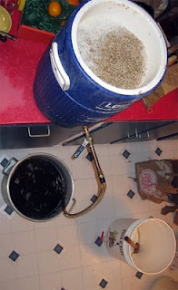 IPA Mash and Sparge