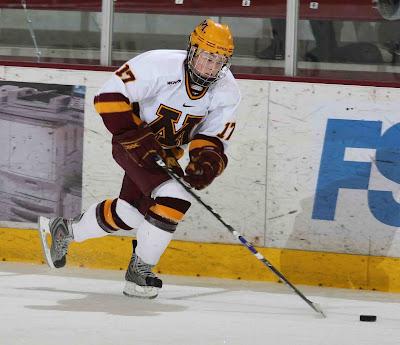 Minnesota Golden Gophers: Gopher Women's Hockey vs. Clarkson Gopher Hockey